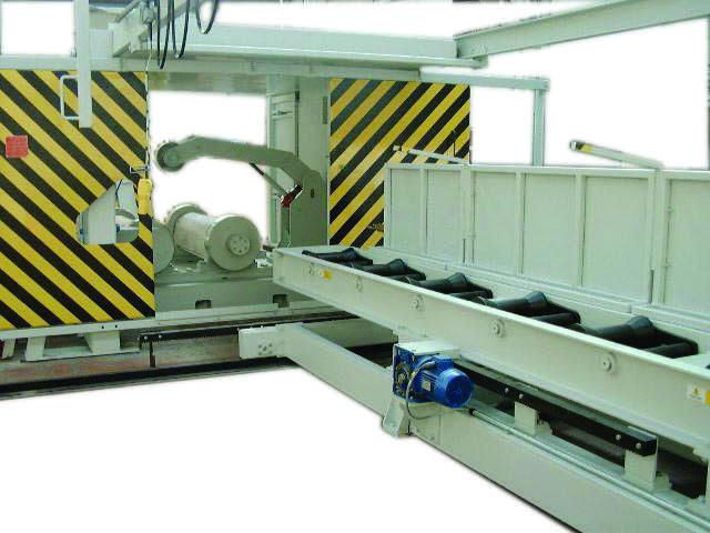 GCRH A range machine