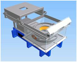 UGV Vertical Centrifugal Casting machine