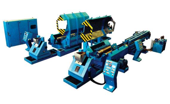 SHPP centrifugal casting machine